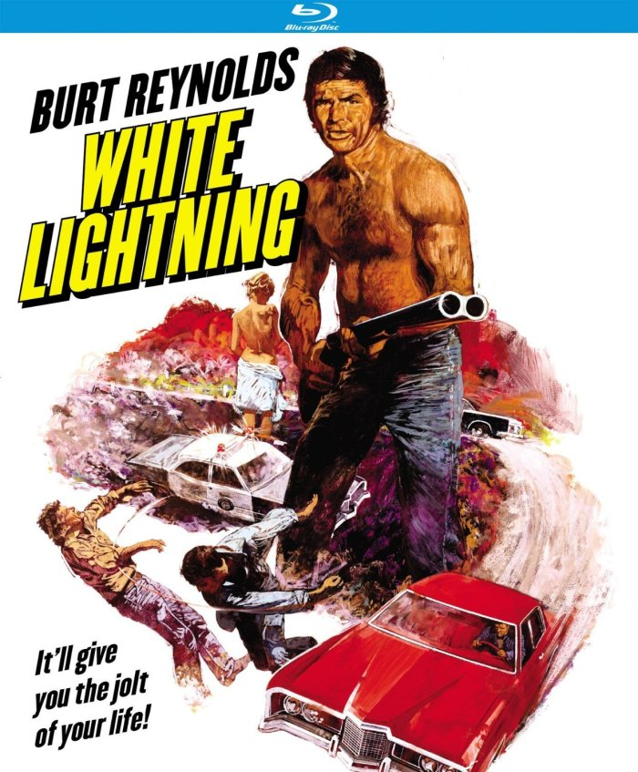 White Lightning Blu-ray