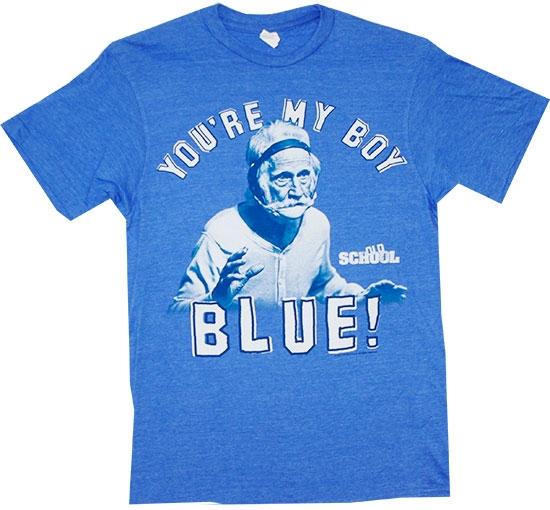 You're my boy Blue!