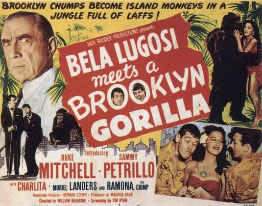 bela_lugosi meets a brooklyn gorilla