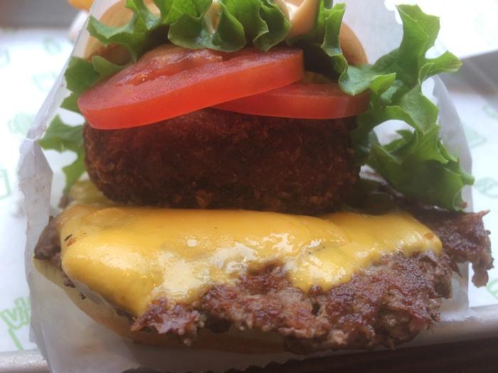 best burger shake shack