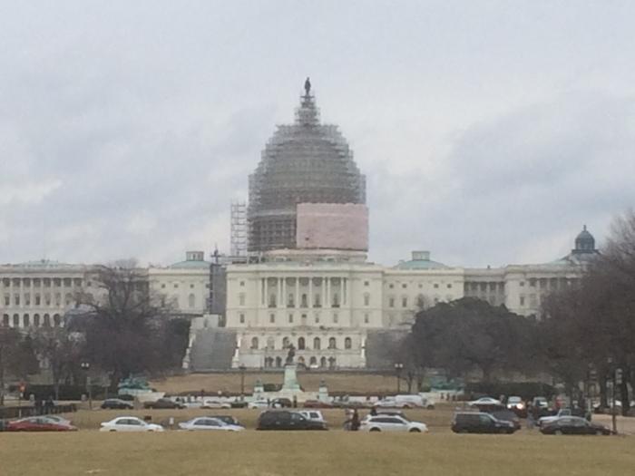Capital building renovations