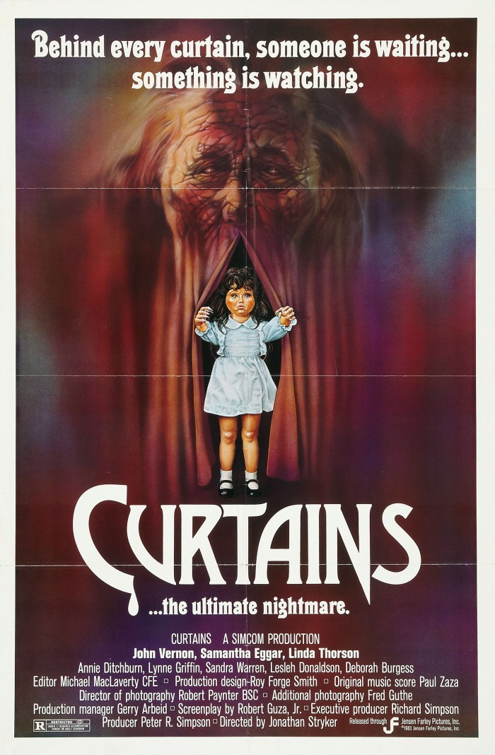 Curtains horror film