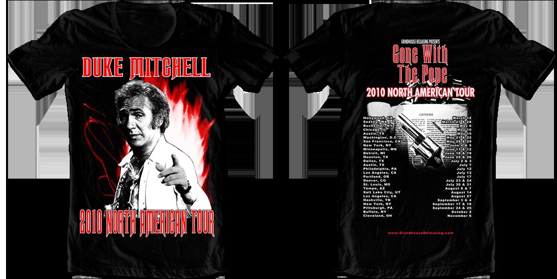 Hitler World Tour T Shirt
