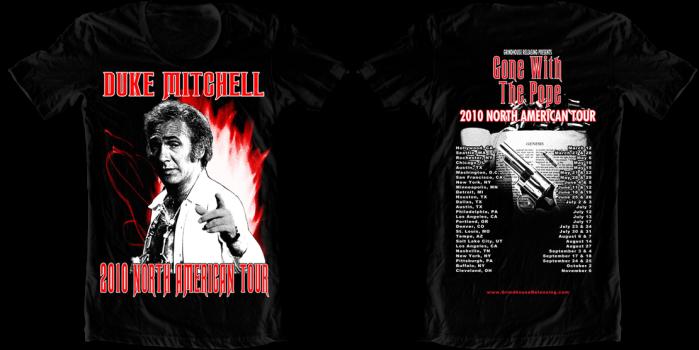 Duke Mitchell cult movie