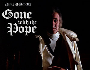 Duke Mitchell Gone With The Pope