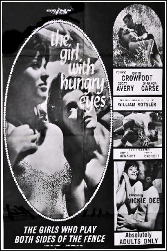 Girl With Hungry Eyes Movie