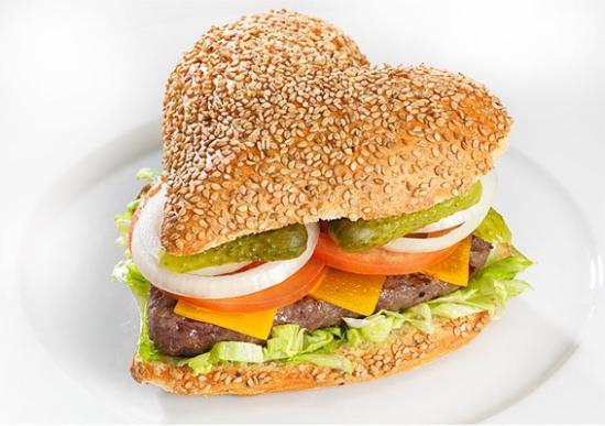 heart-burger