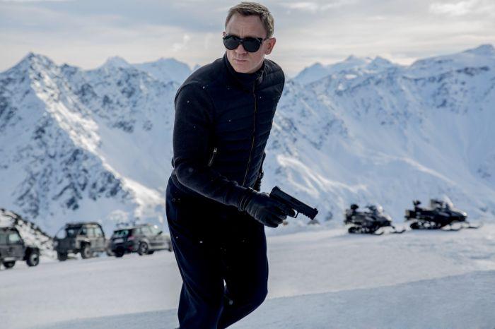 new James Bond Spectre movie trailer