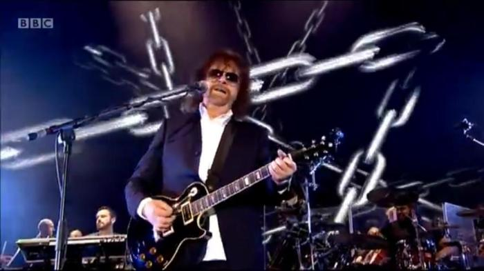 Jeff Lynne live performance