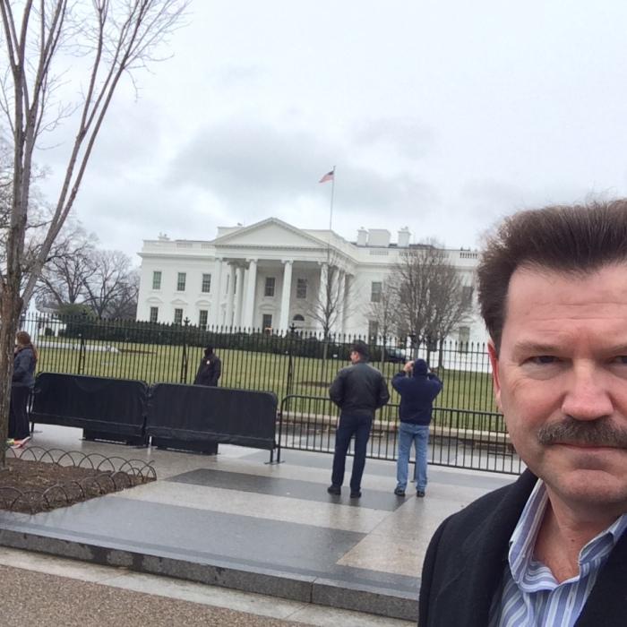 John Rieber White House