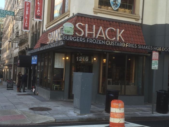 best burgers Shake Shack restaurants