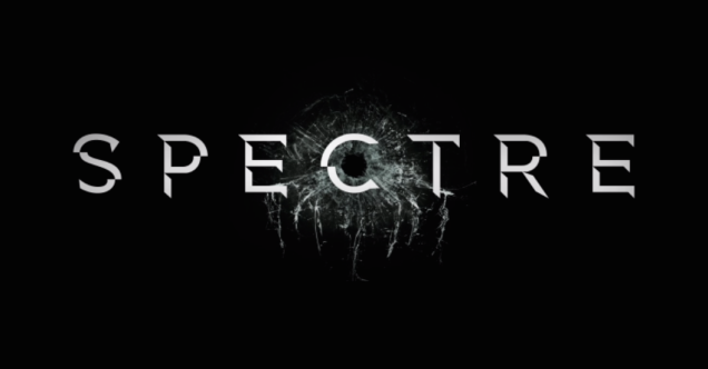 Spectre movie footage