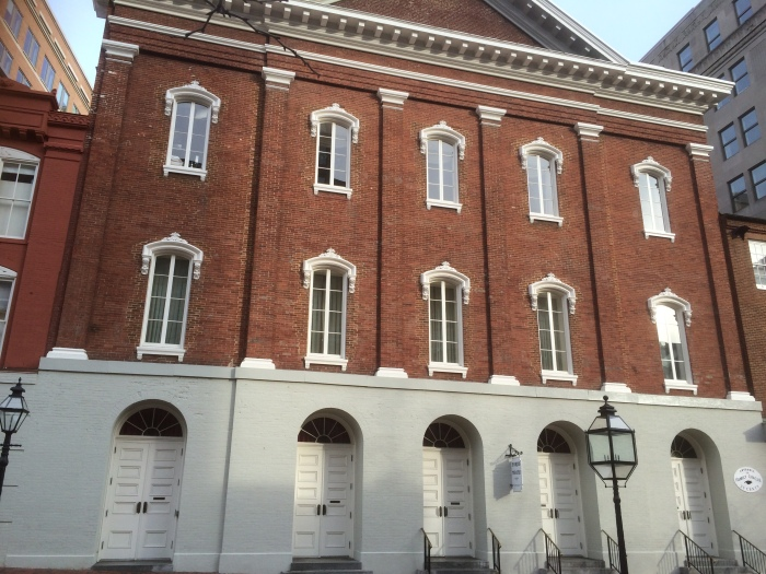 the ford theater