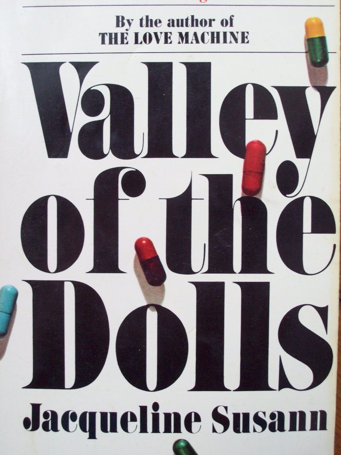 valley of the dolls novel