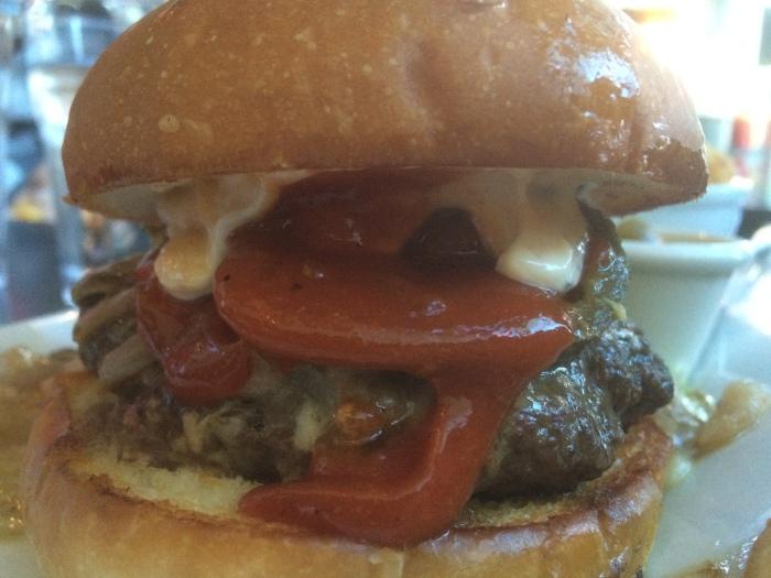 world's hottest burgers