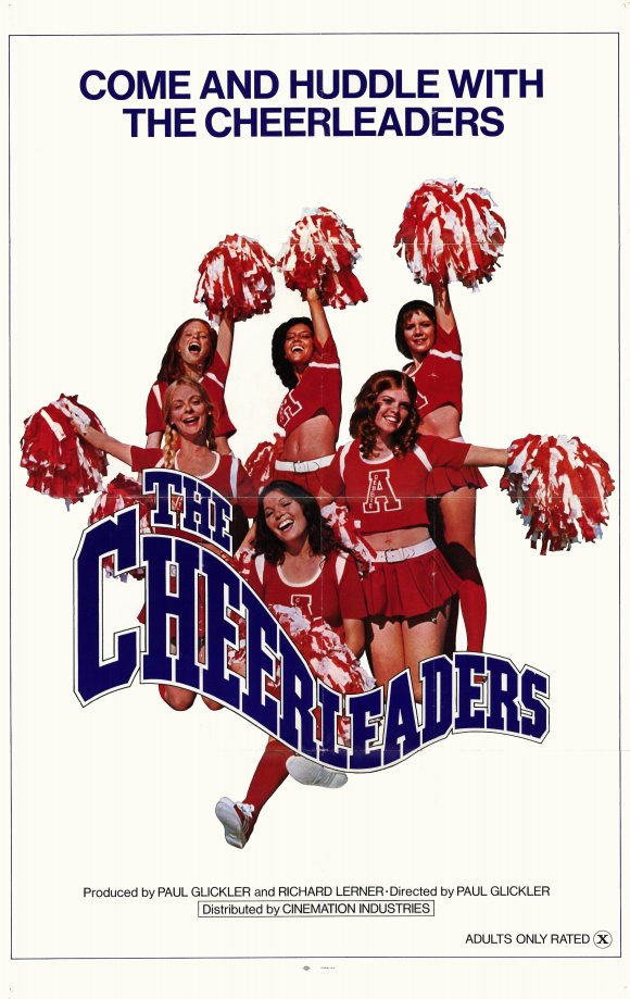 x-rated cheerleaders