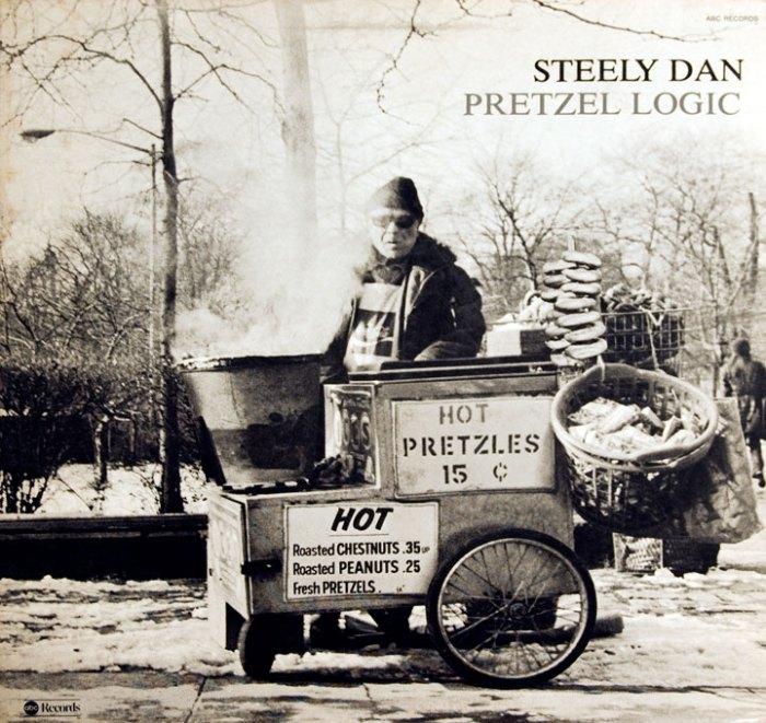 1974 Steely Dan Pretzel Logic