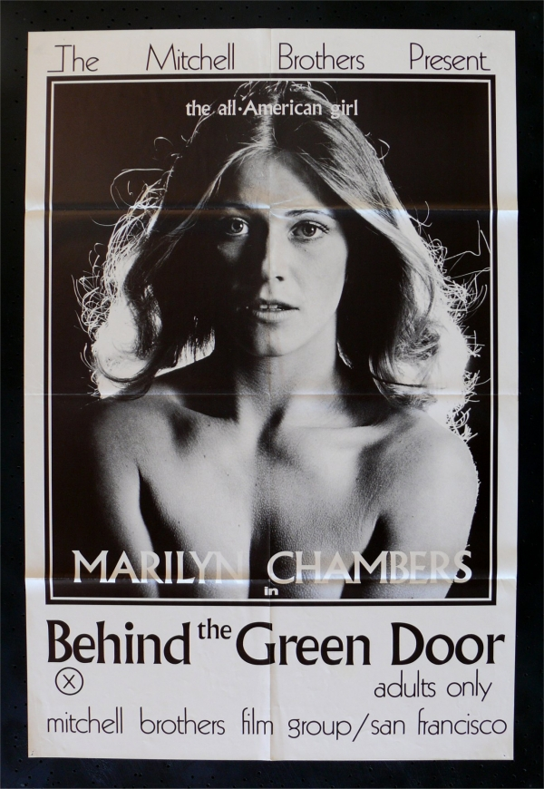 Behind The Green Door Marilyn Chambers
