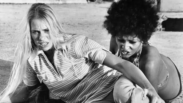 best Pam Grier nude scenes