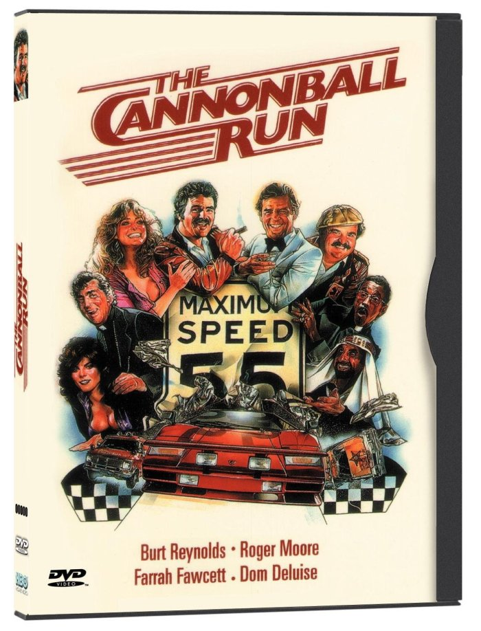 Cannonball Run Burt Reynolds