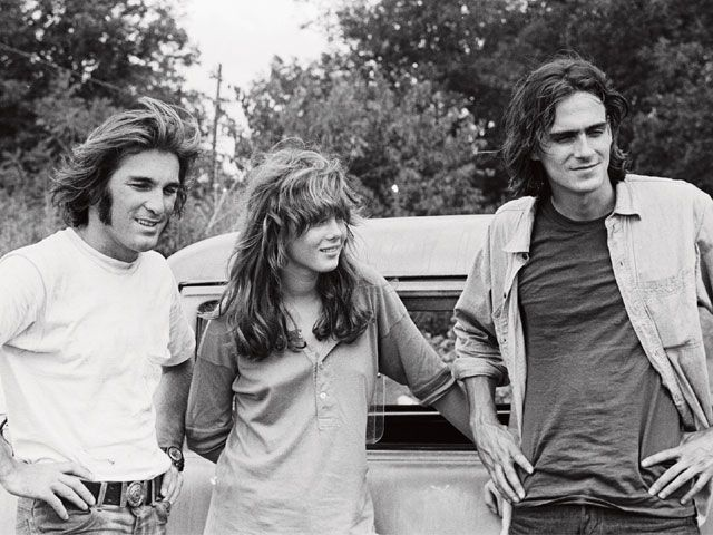 Dennis Wilson and James Taylor movie