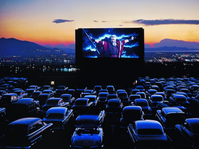 classic drive-in movie theaters