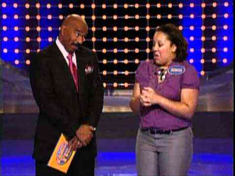 Family Feud bloopers