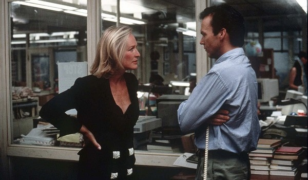 Glenn Close Michael Keaton