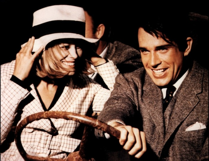 great films of the 60's bonnie & clyde