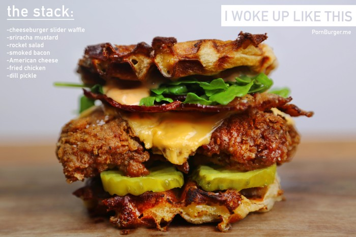 iwokeuplikethis burger