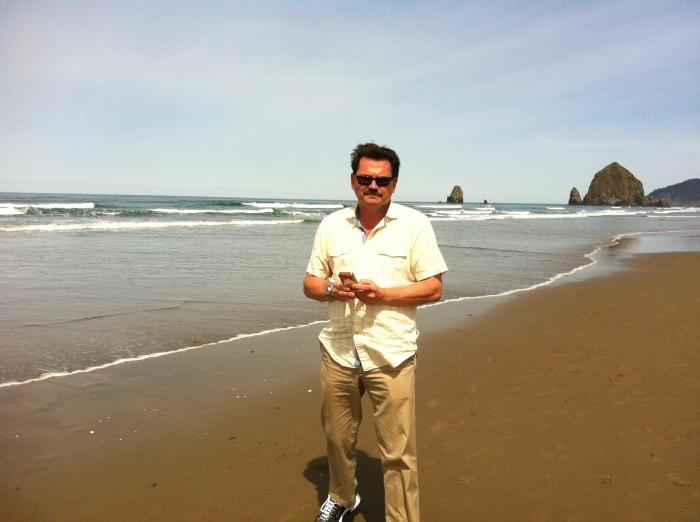 John Rieber Oregon
