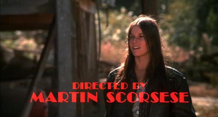 Martin Scorsese Boxcar Bertha