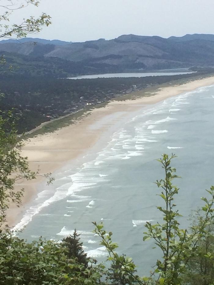 Oregon Coast views