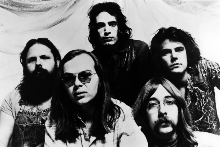 Photo of Donald FAGEN and Jeff BAXTER and STEELY DAN and Walter BECKER