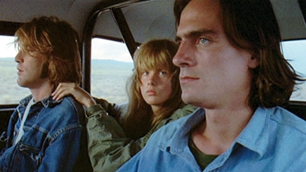 Two Lane Blacktop James Taylor music