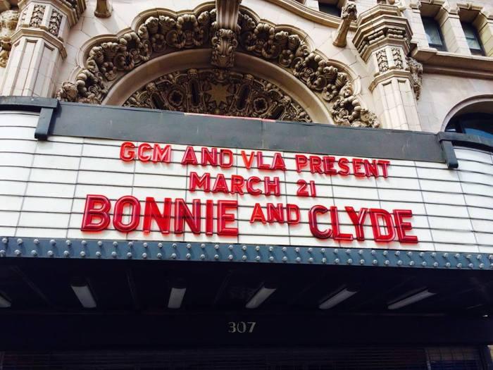 Vintage Los Angeles Bonni & Clyde