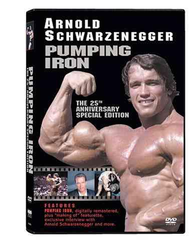 Arnold Schwarzenegger documentary