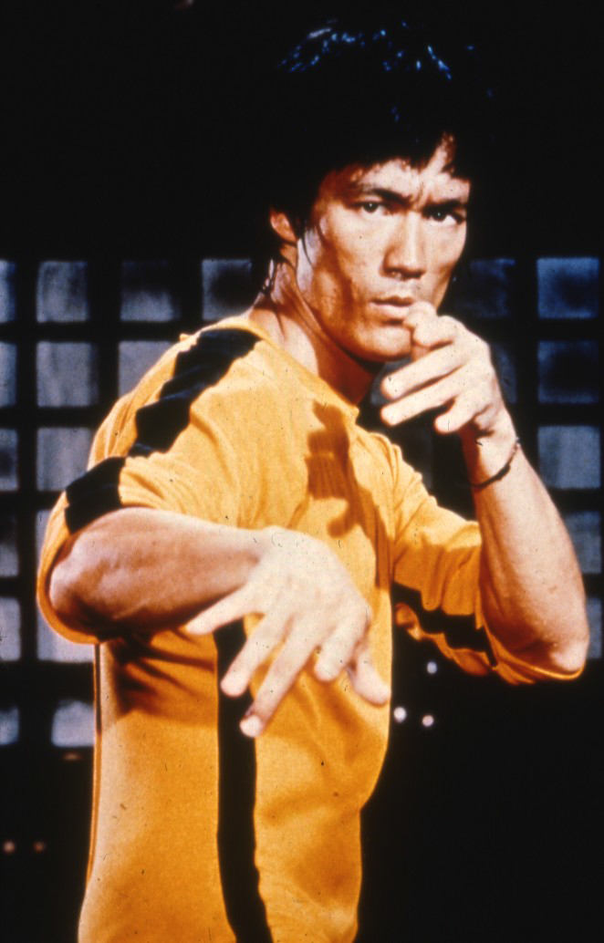 Bruce Lee icon