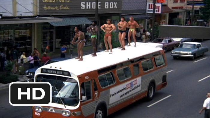 great movie bodybuilding scenes