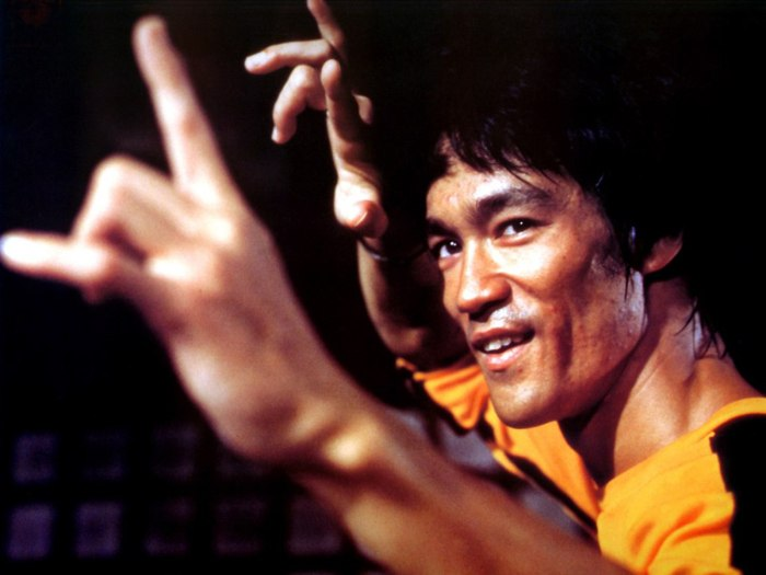 iconic Bruce Lee movies