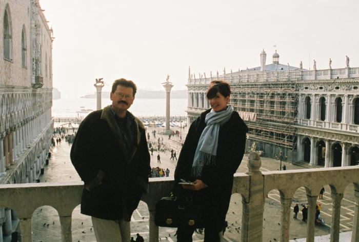 John Rieber Alex Duda Venice