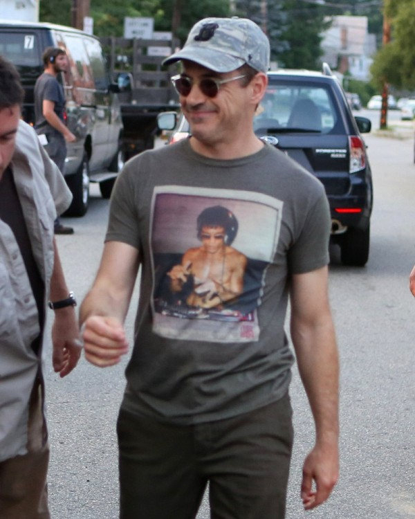 Robert Downey Age of Ultron