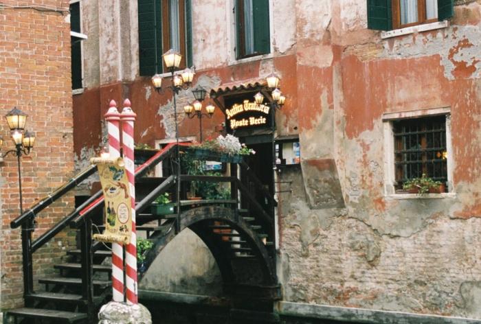 Venice Anitica Trattoria restaurant