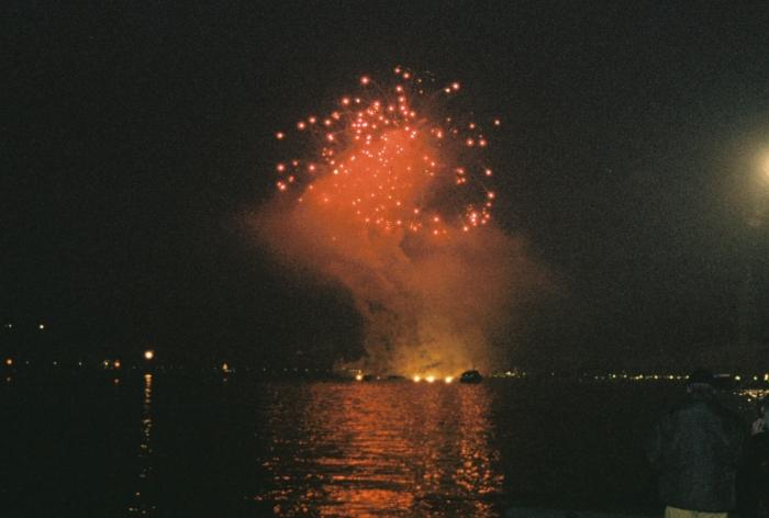 Venice - NY fireworks