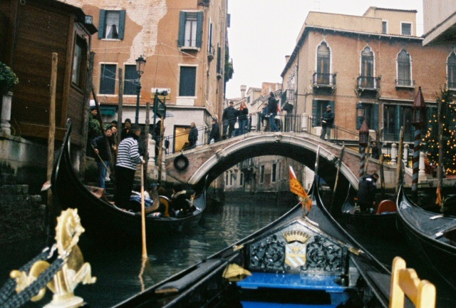 iconic Venice Italy travel