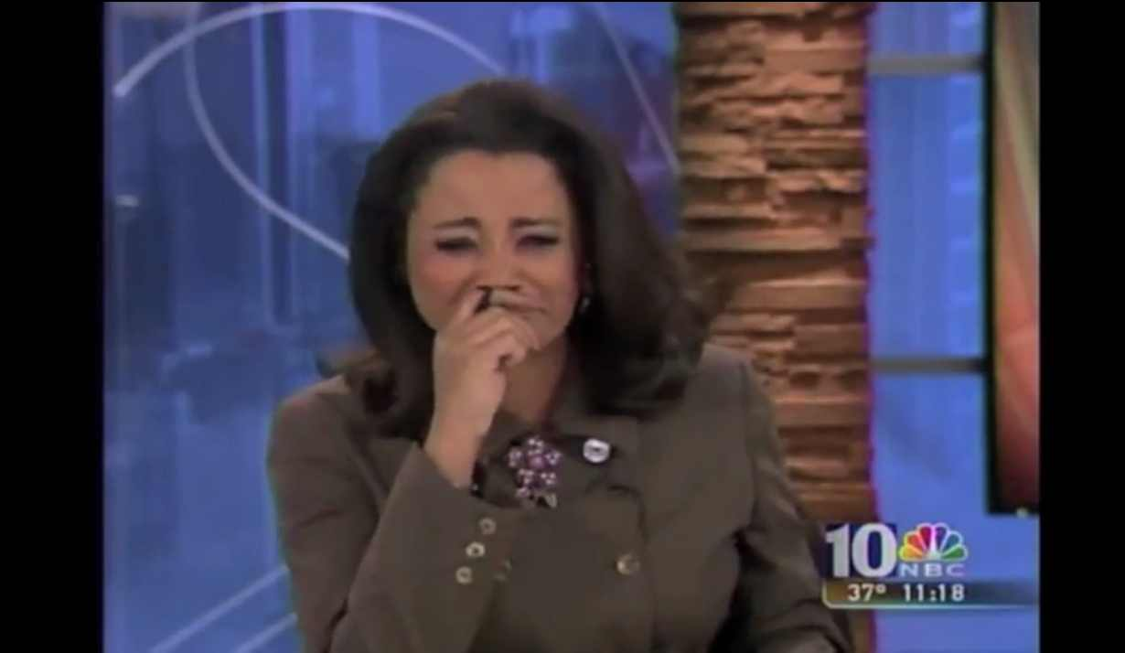 BREAKING NEWS BLOOPERS! 2015's Most Hilarious Live TV ... Bloopers