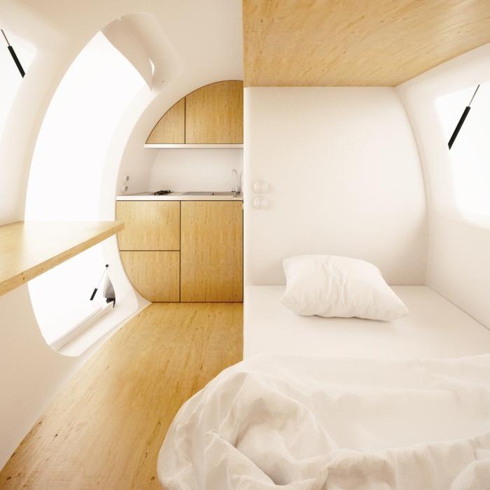 living capsule