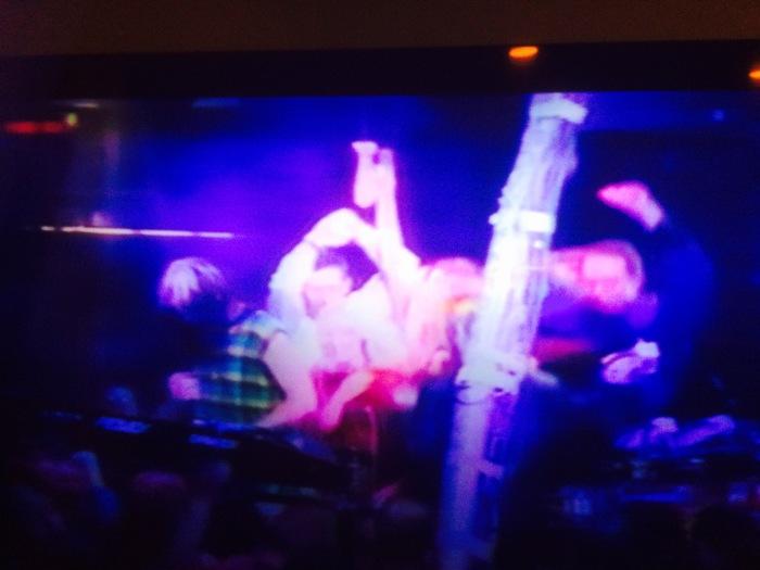 Todd Rundgren in the todd pod
