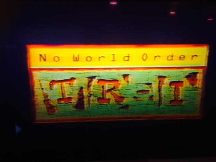 Todd Rundgren No World Order