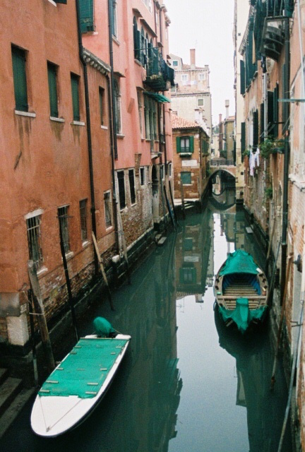 Venice Italy canal picture